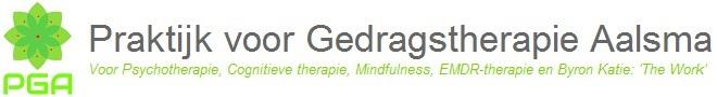 Praktijk voor Gedragstherapie Aalsma logo